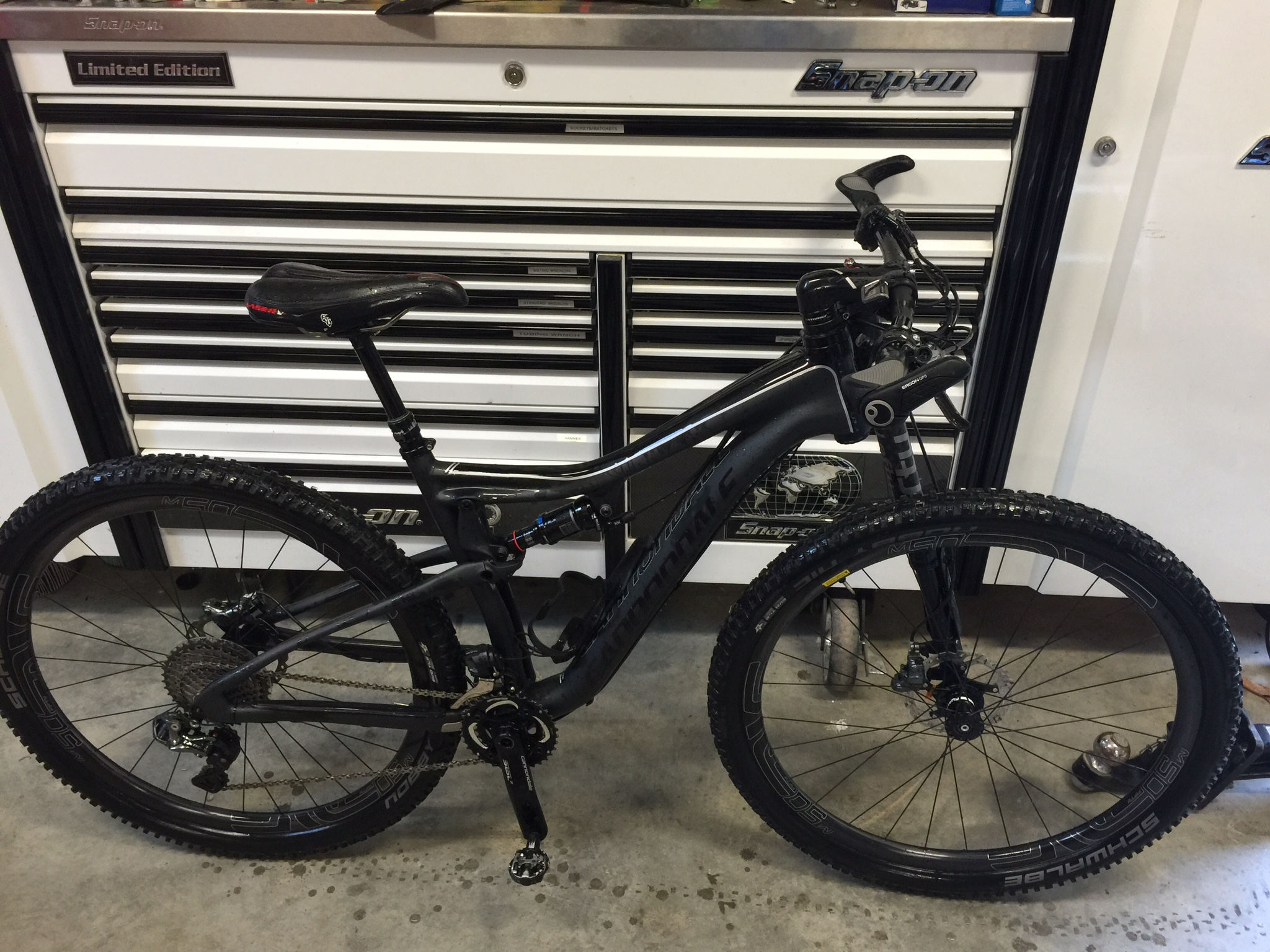 Cannondale Scalpel Black Inc